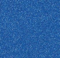 Plain Glitter Blue
