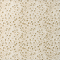 Glitter Deco Random Dots Gold on Alabaster