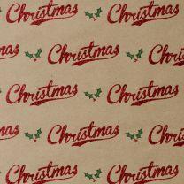 Lapland Vintage Christmas Script