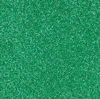 Plain Glitter Green
