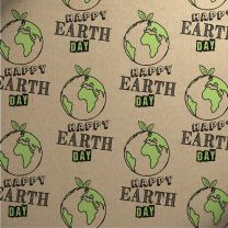 Happy Earth Day on Kraft