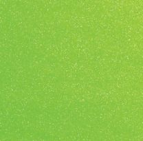 Plain Glitter Neon Green