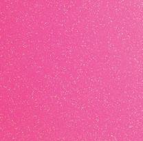 Plain Glitter Neon Pink