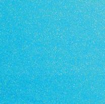 Plain Glitter Rainbow Blue